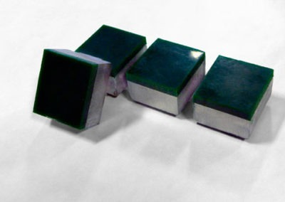 Urethane Covered Clamp Blocks