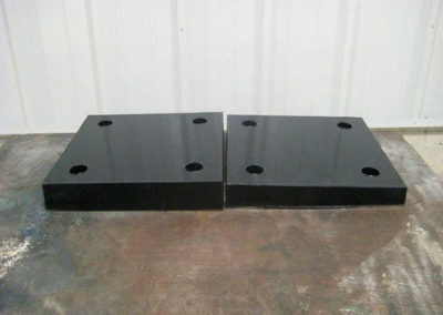 Wind Tower Trailer Pads