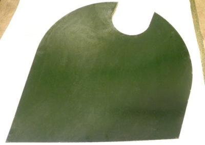 Custom Tumbler End Plate