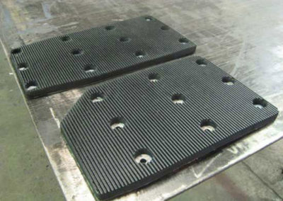 Custom Clamp Pads