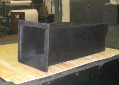 Concrete Discharge Chute