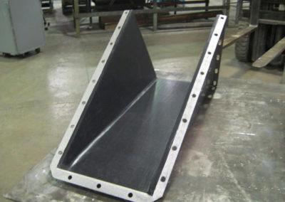 Deflector Tray