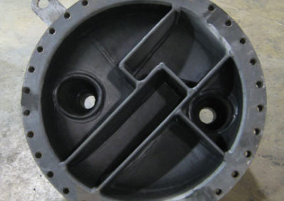 Domed Tank Lid