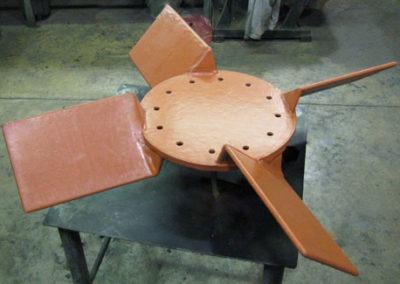 Custom Paddle Assembly