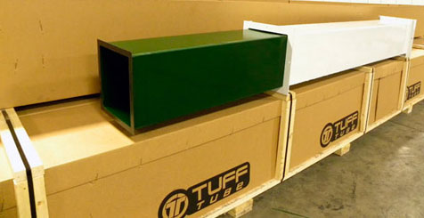 Square Tuff-Tube® Liner