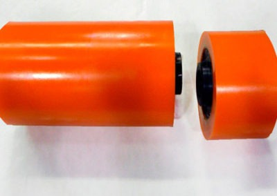 Urethane Covered Rollers