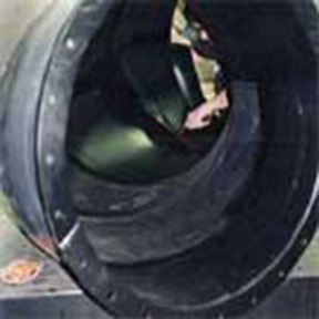 Rubber Lined Duct